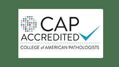 CAP certification logo