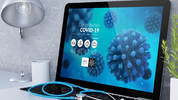 Using telemedicine to check for COVID-19 symptoms
